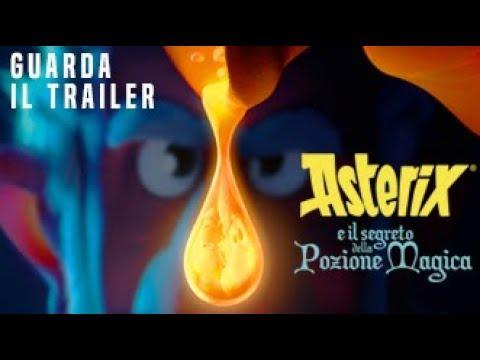 ASTERIX E IL SEGRETO DELLA POZIONE MAGICA - Trailer Ufficiale - dal 7 marzo al cinema