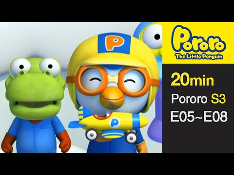 [Pororo S3] Season 3 Full Episodes E05-E08 (2/13)