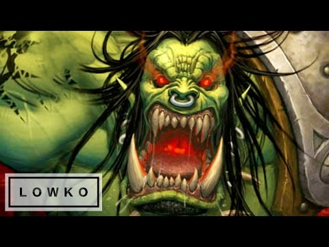 Warcraft 3: THE BLADEMASTER! Orc Campaign