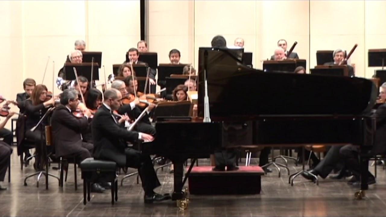 Fernando Viani Brahms Piano Concerto 1