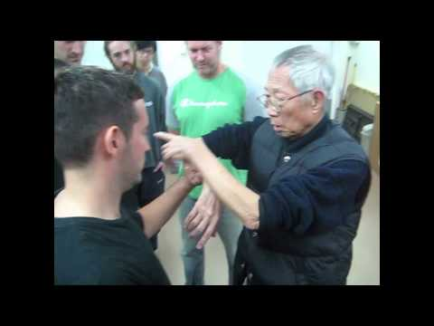 Wing Chun body movement ~ Chum Kiu vs Biu Jee methods - Chu Shong Tin