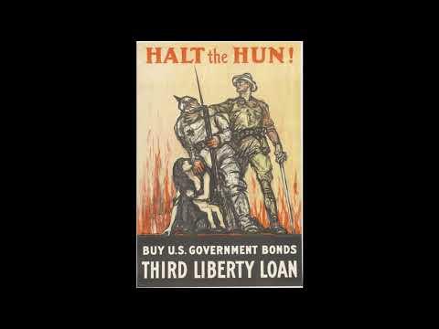 Top 10 American World War 1 Propaganda Posters