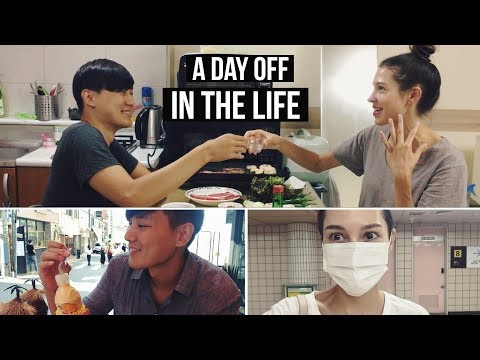 A Day Off in the Life in SEOUL