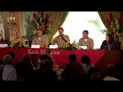 USC Body Computing Conference 2017 Sensors Above The Skin - Where Does Data Go? Part2