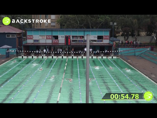 #201 Mixed 100 LC Meter Freestyle Heat 14 of 15