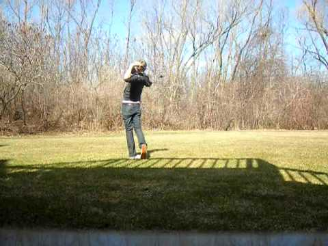 My Golf Swing 3-27-11 (16 Years Old)