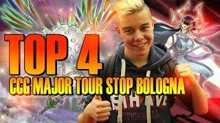 Top4 CCG Major Tour Stop Bologna! - Herald/Seraph/Cyber Angel - Simone Falanga