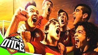 Disney11 | o11ce | Одиннадцать - Сезон 2 серия 01 - молодёжный сериал о футбольной команде