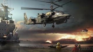 Ка-52 «Аллигатор» / Ka-52 «Alligator» (Hokum-B)(Ка-52 (