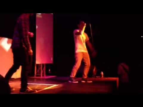 Alphalevel performance @ Icon hosted by Dumbfoundead