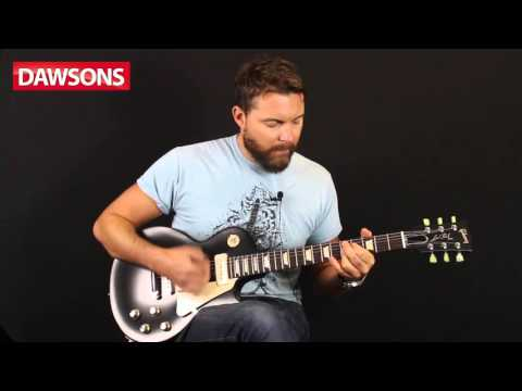 Gibson 2016 Les Paul 60s Tribute Review