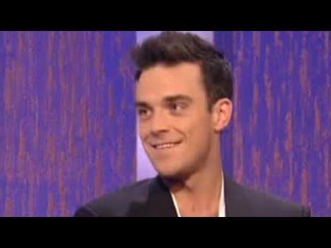 Robbie Williams interview - Parkinson - BBC