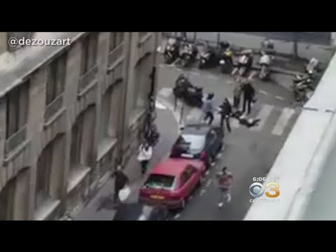 Knife Attack Near Paris Opera House, Alleged Attacker Killed By Police