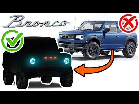 2021 Ford Bronco Appeared as One More Interesting Rendering