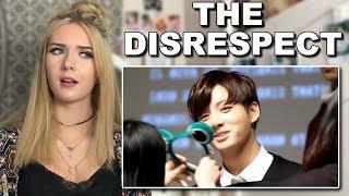 BTS' Flirting With Fans At Fan Signs Reaction (JIMIN??) // ItsGeorginaOkay