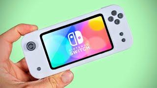 I found an OLED Nintendo Switch I think..