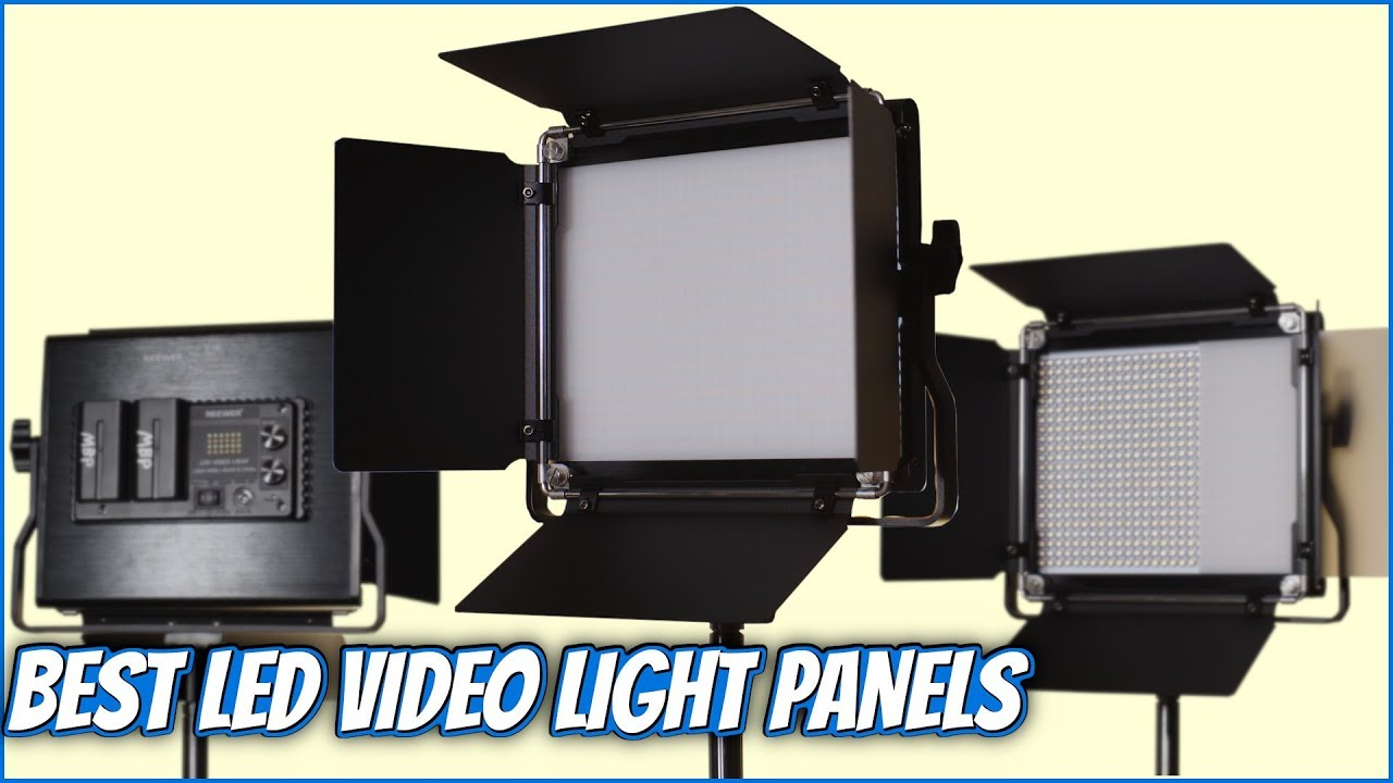 Neewer Nl 660 Led Video Light Panel Review Best Bang For The Buck