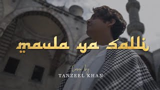 MAULA YA SALLI (cover)   Tanzeel Khan