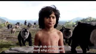 THE JUNGLE BOOK (Cậu Bé Rừng Xanh) - Trailer Chính Thức