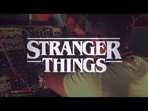 Stranger Things Theme - Modular Synth Cover