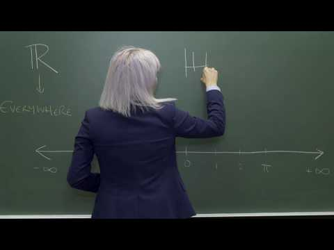 Division algebras and physics (Video 1/14).  First video ~ general audience