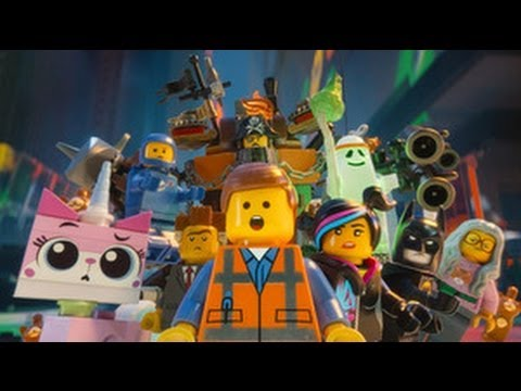 Lego Movie Destroys Box Office & Best Lego Set Ever