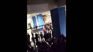Beşiktaş Sporting Lizbon Maç Sonu Metro Girişi
