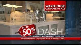 Dash Design Furniture - Warehouse Clearance
