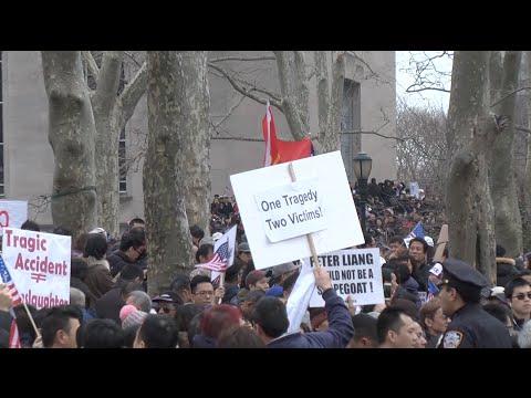 Peter Liang Rally   February 20, 2016