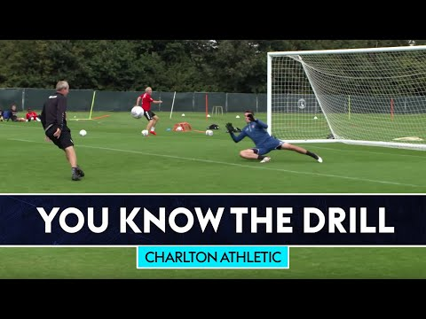 Lee Bowyer scores AUDACIOUS dink!   You Know The Drill   Charlton Athletic