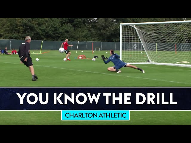 Lee Bowyer scores AUDACIOUS dink! | You Know The Drill | Charlton Athletic