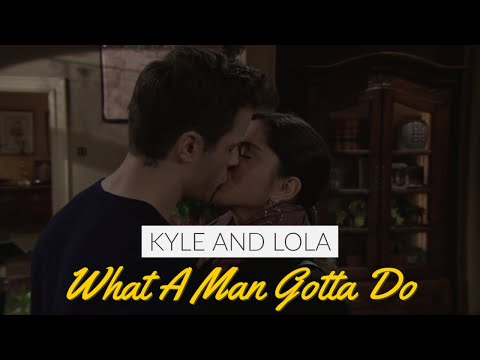 Kyle And Lola // What A Man Gotta Do