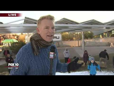 Cory's Corner: Arizona Science Center 'Snow Week'
