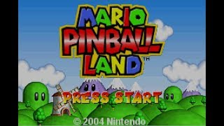 Mario Pinball Land Playthrough Part 1