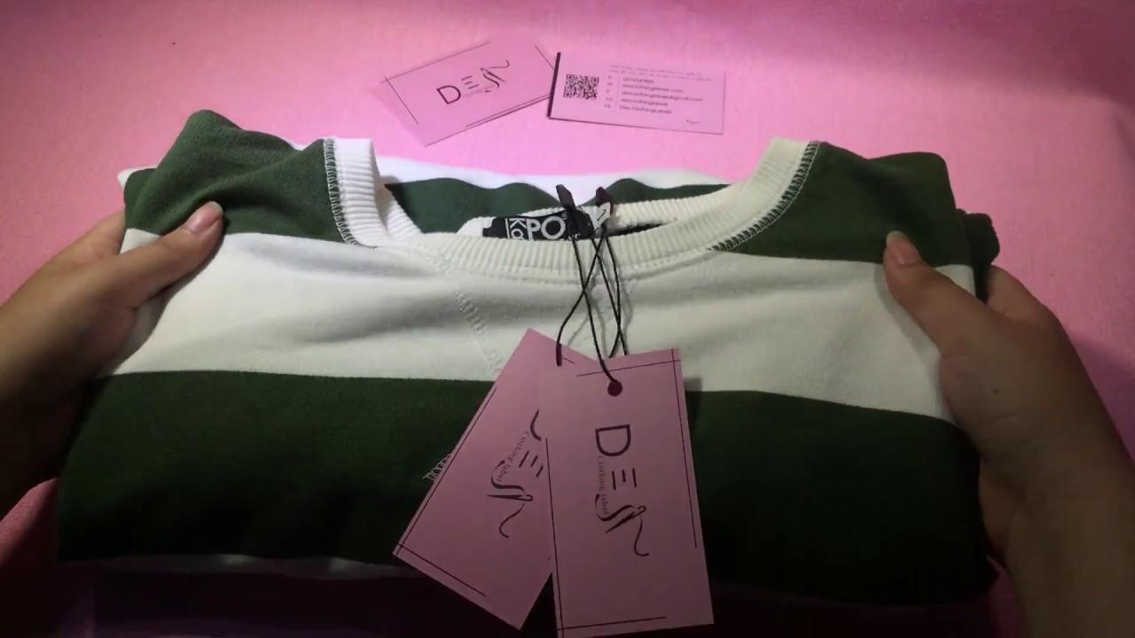 Hướng dẫn sử dụng dây treo thẻ bài – Des ClothingLabels – 0976 247 860