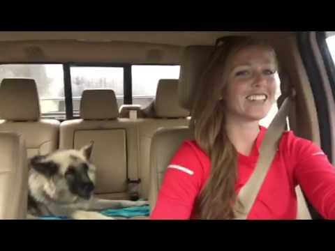 Lola and Annie - Road Trip Karaoke