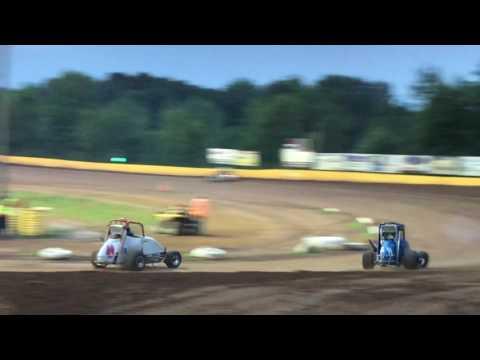 Paul Richards Hamlin Speedway 7-22-17