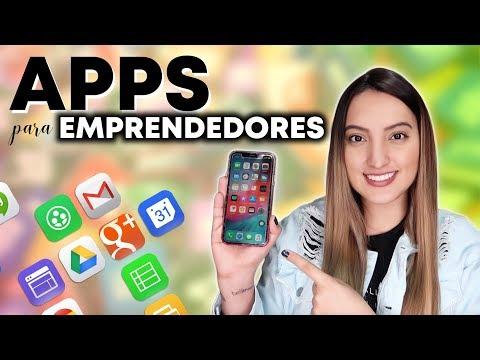 LAS MEJORES APPS GRATIS PARA EMPRENDEDORES 2019 - Tati Uribe thumbnail