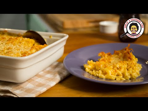 Gouda Macaroni And Cheese | Laz's Comfort Kitchen | Ep. 1