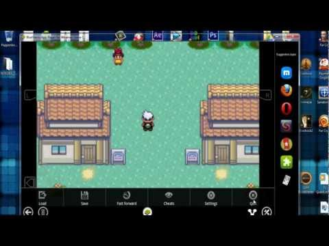 How To Play Game Boy Advance(bga) Games On Android Phone (free)
