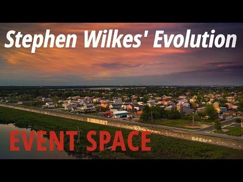 Stephen Wilkes' Evolution