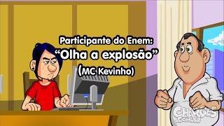 Esse Enem é terrorista   Paródia MC Kevinho - Olha a Explosão