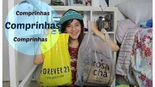 Comprinhas de Julho Forever, Rosa Cha - Carol Santina