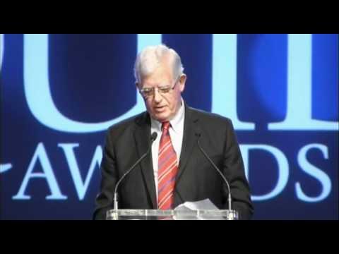 John Hamilton Lifetime Achievement Award Speech
