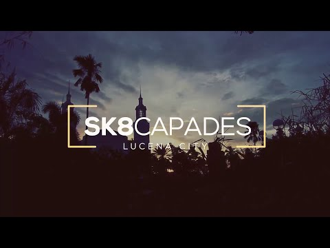 SK8CAPADES: LUCENA CITY [skate vlog]