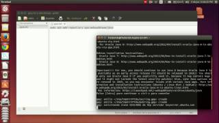 Install Java 8 in Ubuntu OS 14.04