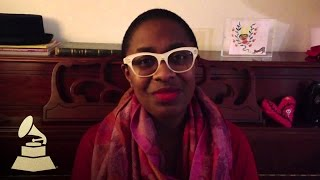 Repeat youtube video Cécile McLorin Salvant: First Time Nominee Vlog | GRAMMYs