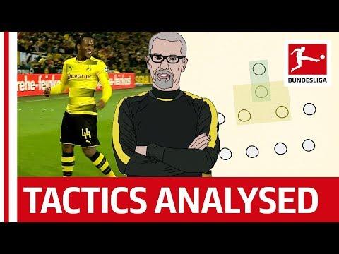 Dortmund Tactics: Stöger's Keys to Success - Powered by Tifo Football