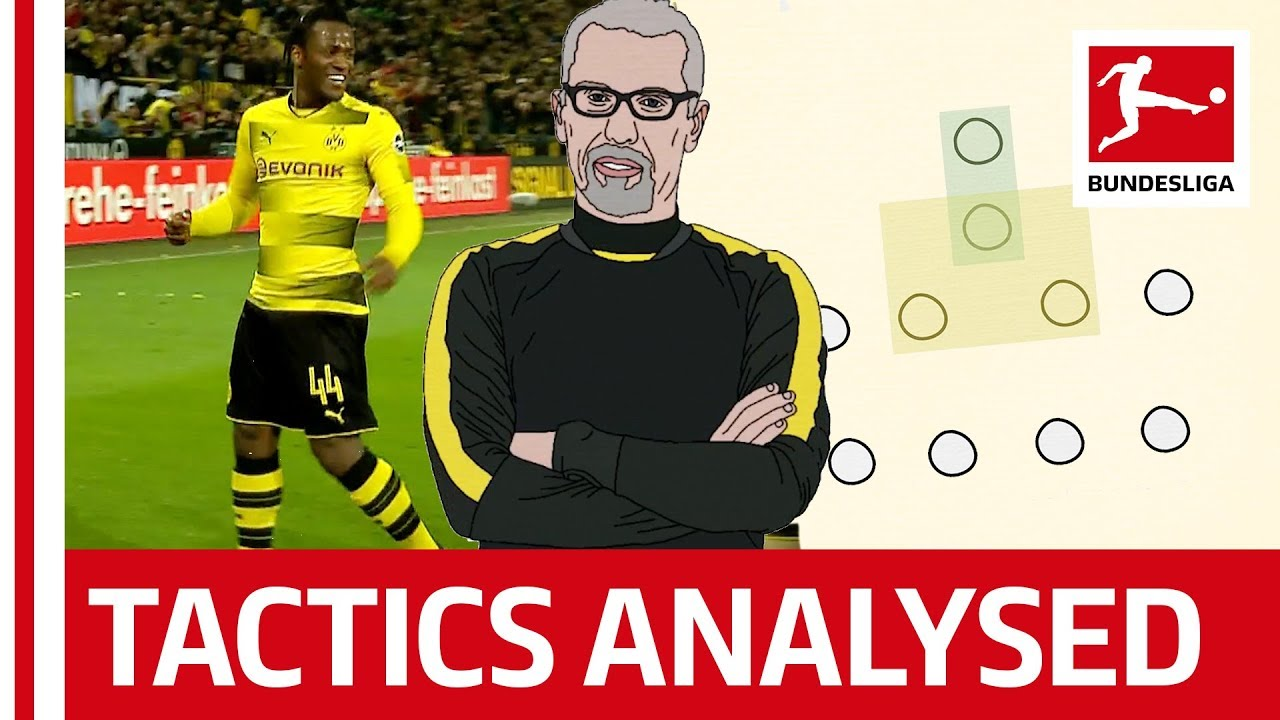 dortmund tactics st ger 39 s keys to success powered by tifo football youtube. Black Bedroom Furniture Sets. Home Design Ideas