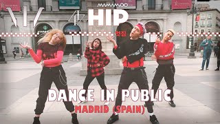 [K POP IN PUBLIC SPAIN] 마마무(MAMAMOO) - HIP | NBF DANCE COVER